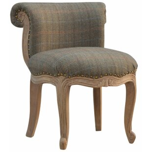 Multi Tweed Cocktail Chair By Marlow Home Co.