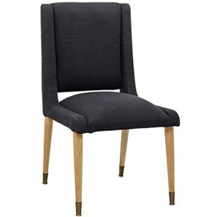 Lino Upholstered Dining Chair by Noir