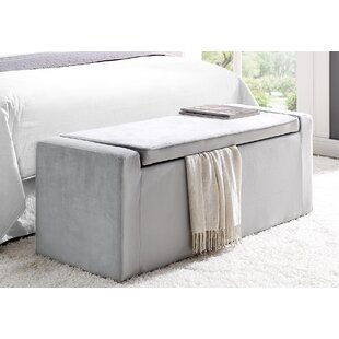 Fasching Upholstered Shoe Storage Bench by Red Barrel Studio