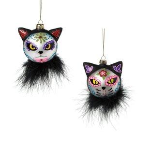 Cat Ornaments Wayfair