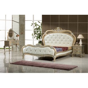Ely French Queen Panel 5 Piece Bedroom Set