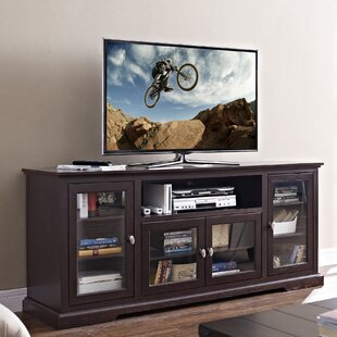 Price Check Faye TV Stand for TVs up to 55 by Beachcrest Home Reviews (2019) & Buyer's Guide