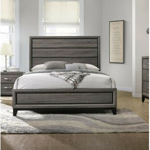 Balmer Panel Bed by Foundry Select