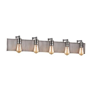 Compare Meilani 5-Light Vanity Light By 17 Stories