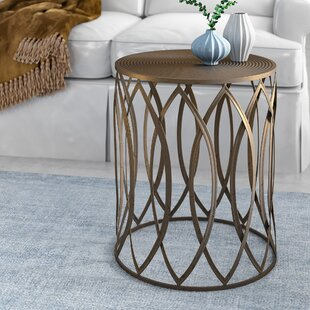 Stanley End Table by Wrought Studio