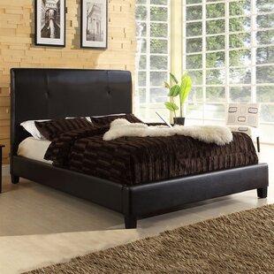 Wrought Studio Casares Upholstered Platform Bed