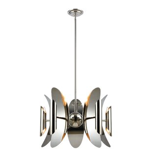 Orren Ellis Joanna 10-Light Novelty Chandelier