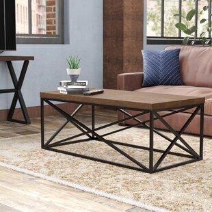 Affordable Abelardo Studio Coffee Table ByTrent Austin Design