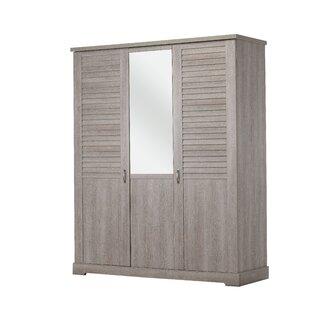 Ardmore 3 Door Wardrobe By August Grove