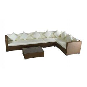 5-tlg. Sofa-Set mit Kissen von IHP24