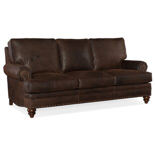 Carrado Leather Sofa
