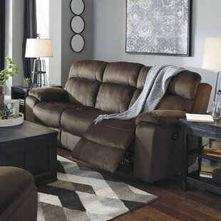 Bayat Power Adjustable Headrest Reclining Sofa