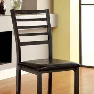 Winston Porter Chason Upholstered Dining Chair (Set of 2)