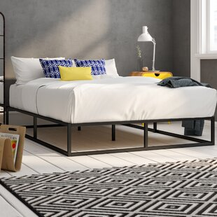 Wieze Platform Bed By Hashtag Home