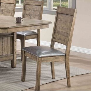 Lyerly Upholstered Dining Chair (Set Of 2) by Red Barrel Studio #1