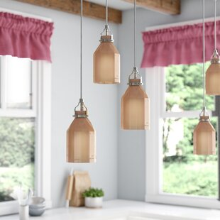 Guglielmo 3-Light Cluster Pendant by Laurel Foundry Modern Farmhouse