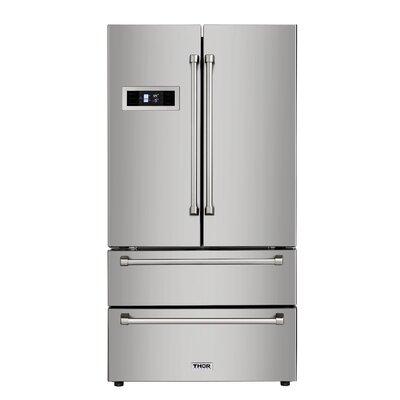 20.85 cu. ft. French Door Refrigerator Thor Kitchen