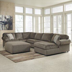 Brewster Sectional by Charlton Home