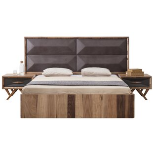 Keil Upholstered Panel Bed