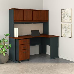 Series A Right Corner 3 Piece U-Shaped Desk Office Suite