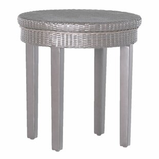 Bentley Wicker/Rattan Side Table by Summer Classics
