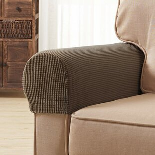 Affordable Armrest Slipcover (Set of 2) by subrtex Reviews (2019) & Buyer's Guide