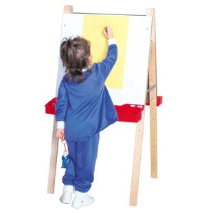 Folding Board Easel by Wood Designs