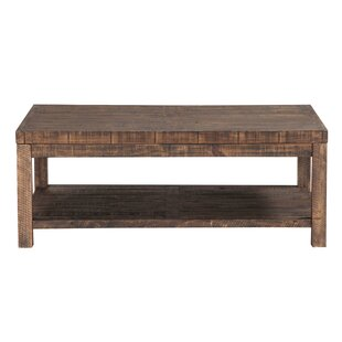 Stamant Reclaimed Wood Coffee Table by Millwood Pines
