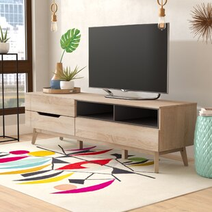 Top Ezra TV Stand for TVs up to 70 by Langley Street Reviews (2019) & Buyer's Guide