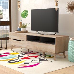 Glastenbury Wood 71 inch  TV Stand