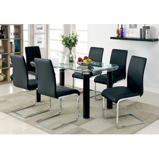 Orren Ellis Arlinda 7 Piece Dining Set