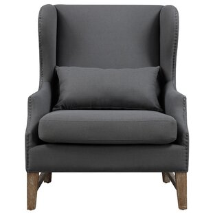 Governor Wing Armchair by Canora Grey