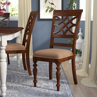 Blue Hills Side Chair (Set of 2) Three Posts