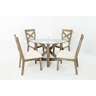 Kara 5 Piece Dining Set