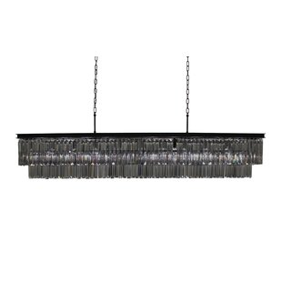 Greyleigh Gordonsville 10-Light Kitchen Island Pendant