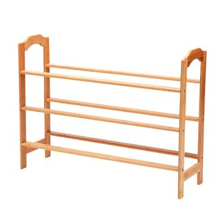 Order 10 Pair Shoe Rack By Rebrilliant