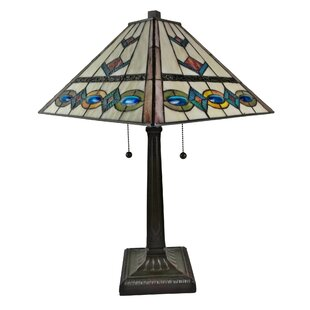 Online Reviews Mission 22 Table Lamp By Amora Lighting