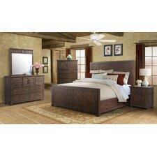 Dearing Queen Platform Customizable Bedroom Set by Laurel Foundry Modern Farmhouse