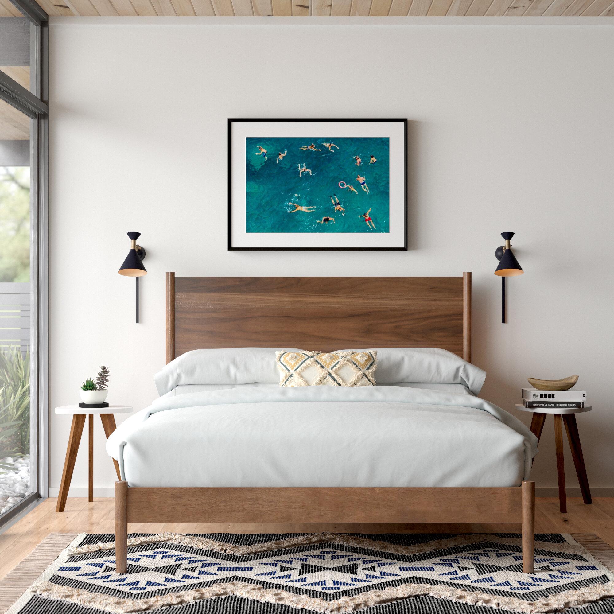 Langford Platform Bed Reviews Allmodern