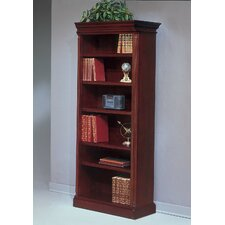 Prestbury Right Hand Facing 80 Standard Bookcase by Darby Home Co