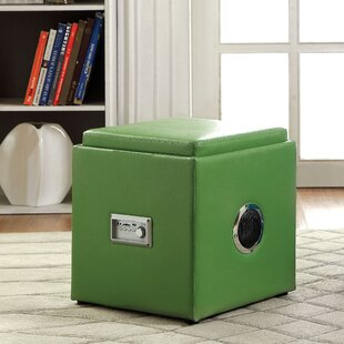 Caila Storage Ottoman by Orren Ellis