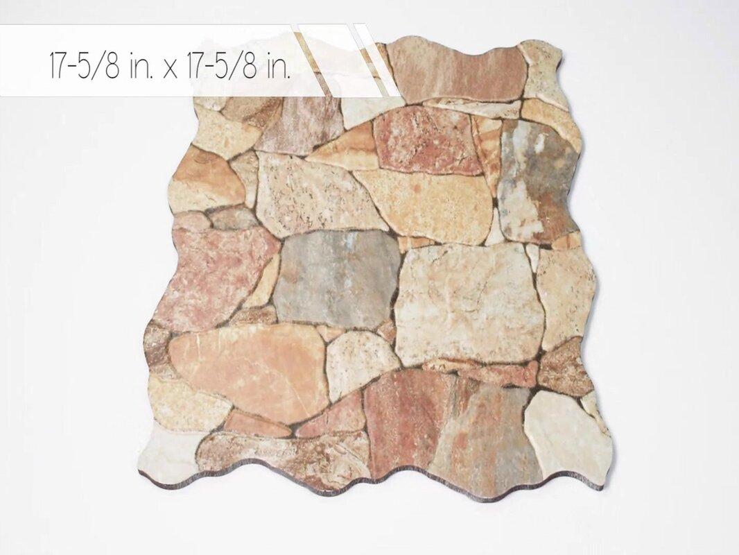 Atticas random sized ceramic splitface tile in beige reviews atticas random sized ceramic splitface tile in beige dailygadgetfo Choice Image