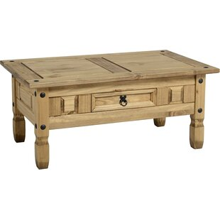 Dodge Coffee Table With Storage By Union Rustic