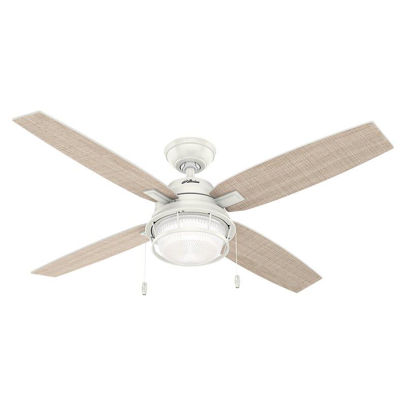 Hunter fan 52 ocala 4 blade outdoor ceiling fan with light 52 ocala 4 blade outdoor ceiling fan with light workwithnaturefo