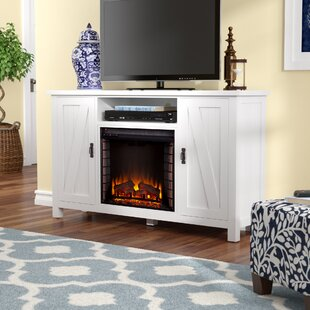 Read Reviews TV Stand for TVs up to 48 with Fireplace by Alcott Hill Reviews (2019) & Buyer's Guide