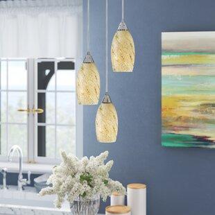 Panek 3-Light Pendant by Brayden Studio