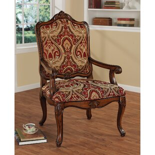 Louis XV Armchair (Set of 2) by Design Toscano