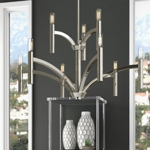 Orren Ellis Manasi 9-Light Chandelier