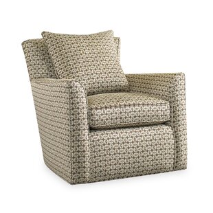 Silas Swivel Armchair by Sam Moore