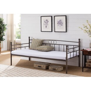 Price comparison Emmanuel Twin Daybed by Andover Mills Reviews (2019) & Buyer's Guide